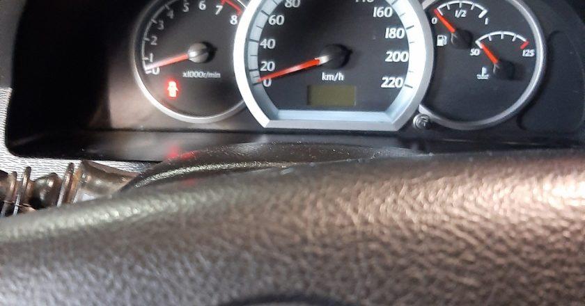 Chevrolet Lacetti не подсвечивается приборная панель и климат.